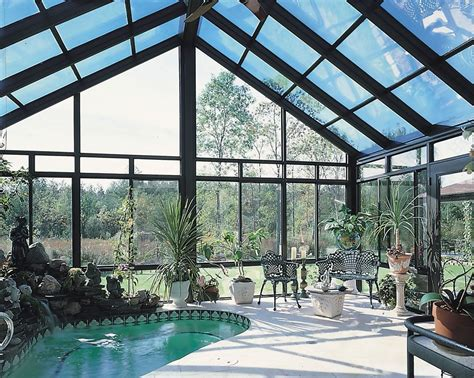 Sun Room Roofs by Glass Roof Sunroom Or Patio Room With Aluminum Frame From