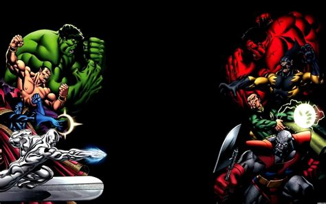 Animated Superheroes Hd Wallpapers - marvel comics wallpaper and background image 1280x800