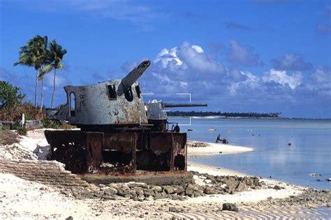 Kiribati & Tuvalu   Japanese World War II Artillery   KI ...
