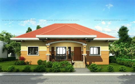 Small House Design Shd2015010  Pinoy Eplans