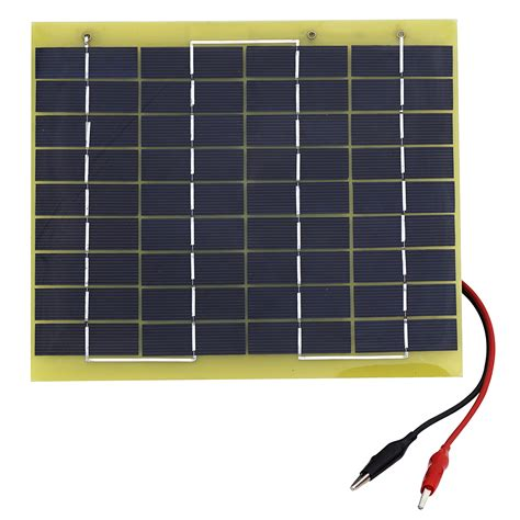 Diy Boat Battery Charger by 5w 12v Polycrystalline Poly Solar Cell Panel For Diy Boat