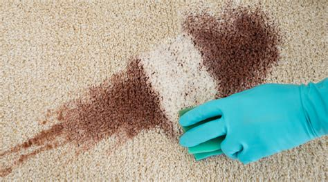 How To Clean The Worst Carpet Stains