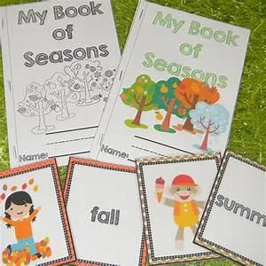 Four Seasons Math  U0026 Literacy Pack