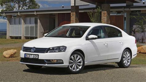 2011 Vw Passat by Used Volkswagen Passat Review 1995 2014 Carsguide