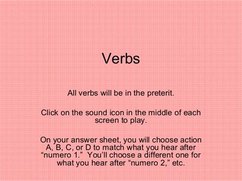 Verb Scow Meaning verb meaning with sound