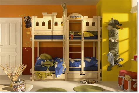 Cute Bed/bunk Bed Designs For Kids