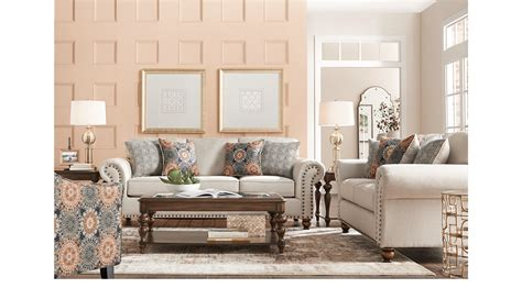 Random Living Room Inspiration Set by 955 00 Court Beige 2 Pc Living Room Classic