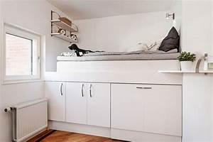 Hochbetten Für Erwachsene 200x200 : pin auf rooms ~ Watch28wear.com Haus und Dekorationen