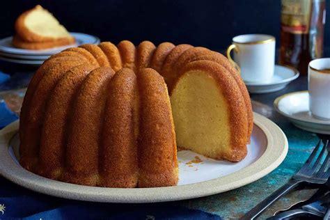 caribbean rum cake recipe king arthur flour