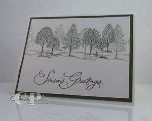 Mass Producing Christmas Cards with Stampin Up Supplies