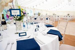 Table Decoration With Charming Informal Flowers Marquee