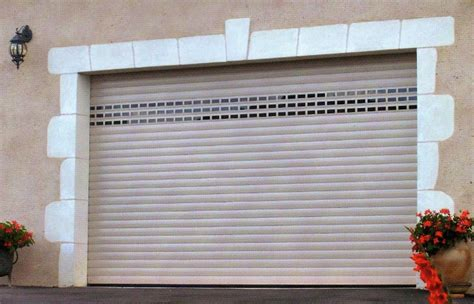 portes de garage 224 enroulement alu aluminium emf17