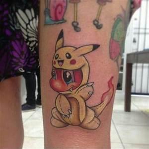 Badass Pikachu Tattoo | www.pixshark.com - Images ...