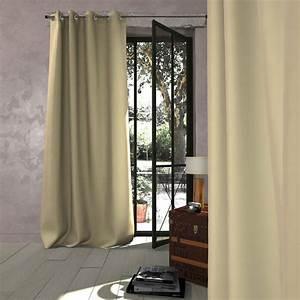 Rideau Occultant Thermique : rideau phonique occultant et thermique moondream le 3 ~ Premium-room.com Idées de Décoration