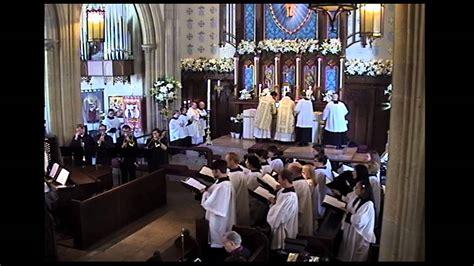 Episcopal High Mass