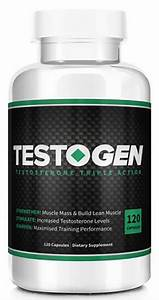 Top 10 Best Testosterone Booster Supplements - 2017