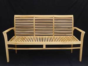 Gartenbank Teak 3 Sitzer : gartenbank sitzbank gartenm bel 3 sitzer aus teak holz 3797 sitzm bel b nke ~ Bigdaddyawards.com Haus und Dekorationen