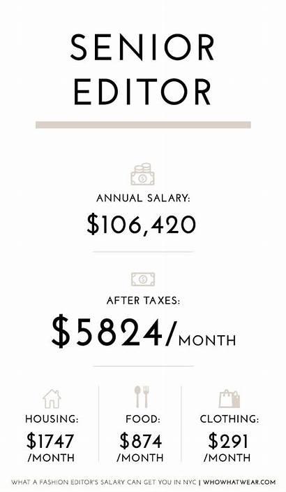 Salary Editor Nyc