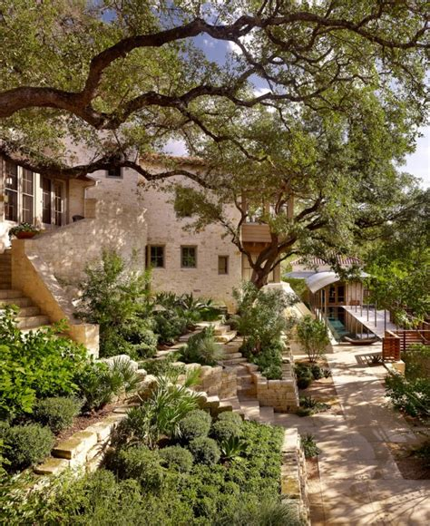 ideas   garden   mediterranean landscape