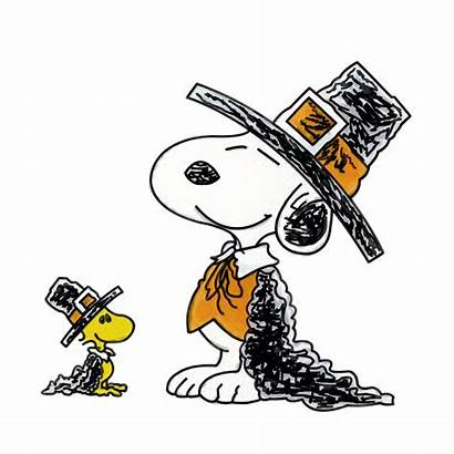 Woodstock Thanksgiving Snoopy Charlie Brown Clipart Dog