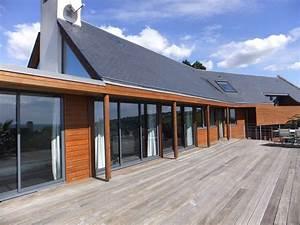 Bretagne sud villa vue mer exceptionnelle avec piscine for Promo exceptionnelle delamaison