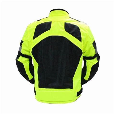 motocross safety gear motorcycle jacket motocross racing reflective safety coat