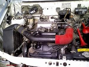 My Turbocharged Maruti 800 Mpfi