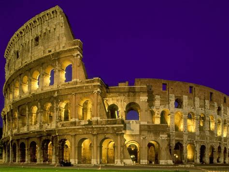Colosseum Historical Facts And Pictures  The History Hub