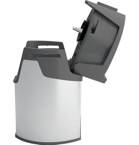 ge profileseries pye energy star  cu ft counter depth french door refrigerator