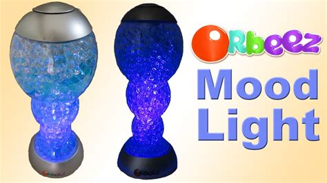 orbeez mood light color changing orbeez mood l toy