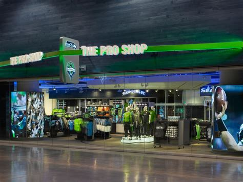 century link pro shop retail  seahawkssounders  rossetti