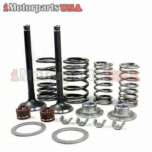 Engine Valves Rebuild Kit Bms Trailmaster Kandi Roketa