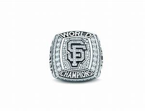 San Francisco Giants receive World Series rings during ...