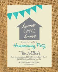 mint green flowers 18 housewarming invitation templates free sle