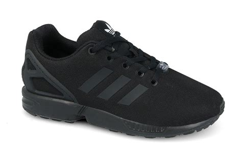 buty adidas zx flux  czarne fluxy damskie  sklep sneakerstudiopl