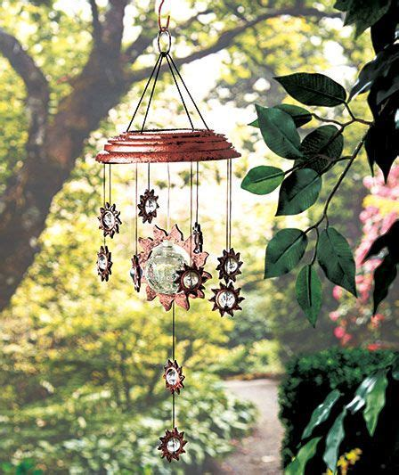 images  windchimes  pinterest gardens