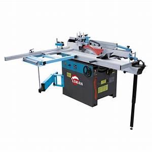 Machine à Bois Combiné : combin machine bois 5 fonctions 310 mm com310 leman ~ Dailycaller-alerts.com Idées de Décoration