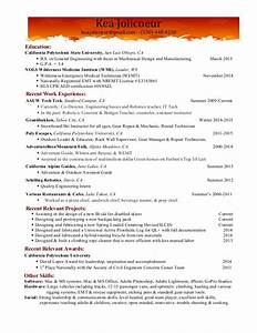 guide resume with cooking experience With culinary experience resume