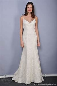 blue willow bride by anne barge spring 2014 wedding With mermaid slip for wedding dress