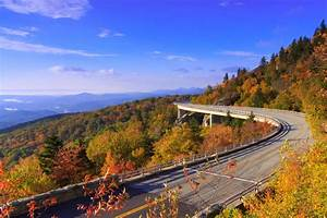 Fall Scenic Drives: Early Color   Asheville, N.C.