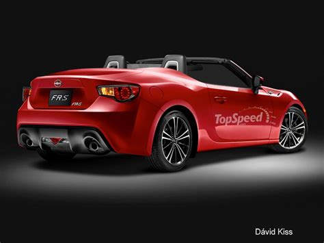 Toyota Scion Convertible by 2014 Scion Fr S Convertible Review Top Speed