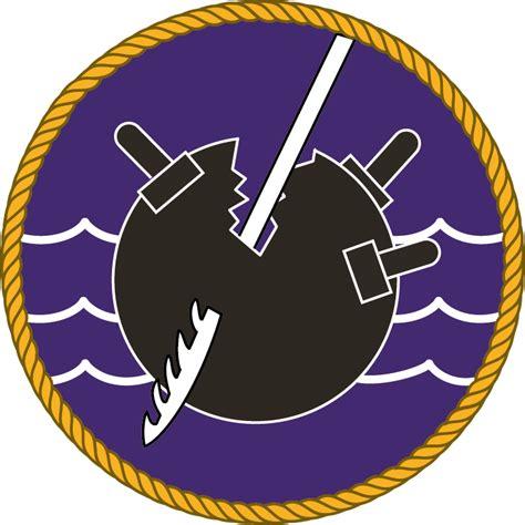 Mīnu kuģu eskadra | Nacionālie bruņotie spēki