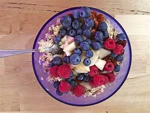 Gesundes Frühstück Rezept : gesundes fr hst ck fettarm rezept mit bild von ~ Watch28wear.com Haus und Dekorationen