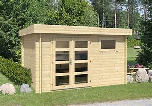 Wochenendhäuser Aus Holz : gartenhaus modell emma 40 ~ Frokenaadalensverden.com Haus und Dekorationen