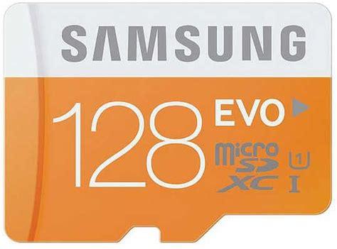 Samsung Evo 128gb Microsd Card Photographyblog