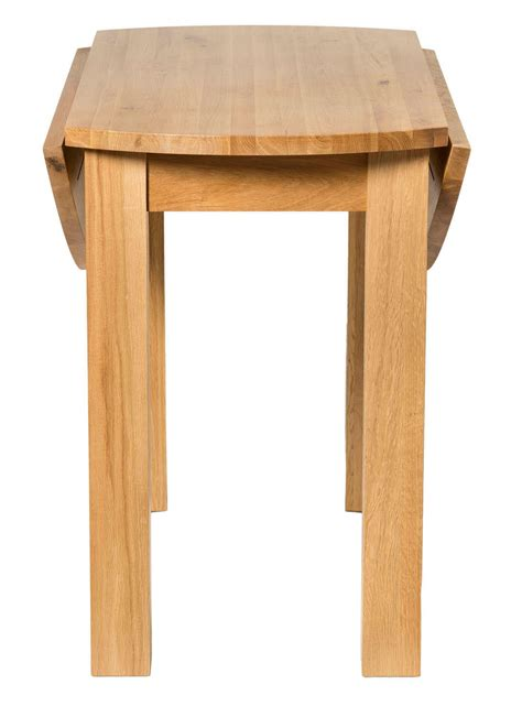 kitchen furniture small spaces waverly solid oak drop leaf kitchen dining table