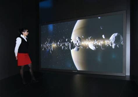 False gypsum board designs for your tv wall unit ideas. 620 × 436 = The world's largest flatscreen TV. | Flat screen, Flatscreen tv, Winning the lottery
