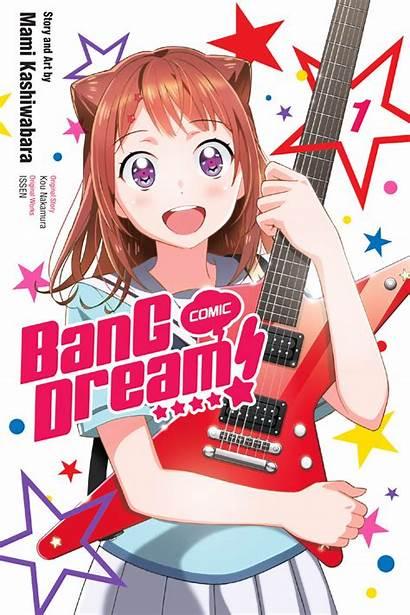Bang Dream Manga Shogakukan Asia English Vol