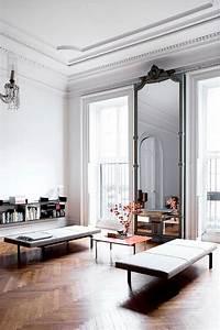 Gardinen Hohe Decken : decorate with mirrors beautiful ideas for home ~ Indierocktalk.com Haus und Dekorationen