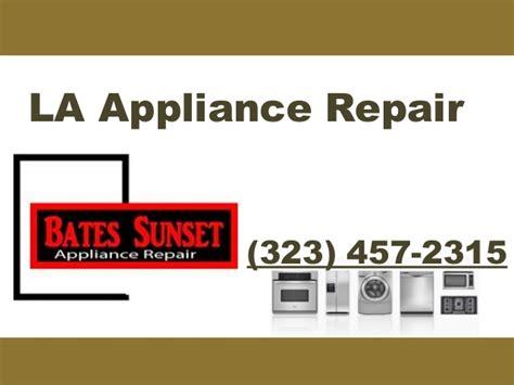 appliance repair Los Angeles ca (213) 817-5668